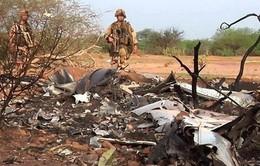 Vụ máy bay rơi ở Mali: Có thể do yếu tố thời tiết hoặc kỹ thuật