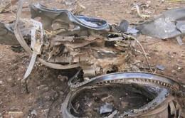 Toàn bộ thi thể nạn nhân vụ rơi máy bay ở Mali được đưa về Pháp