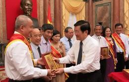 Chủ tịch nước gặp mặt các Chủ tịch Công đoàn cơ sở tiêu biểu