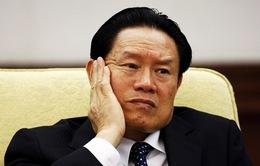 Trung Quốc điều tra nguyên Ủy viên thường vụ Bộ Chính trị Chu Vĩnh Khang