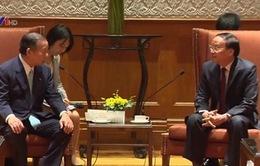 Đồng chí Tô Huy Rứa tiếp đoàn nghị sỹ hữu nghị Nhật Bản