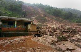 Ấn Độ: Lở đất nghiêm trọng, 50 ngôi nhà bị chôn vùi