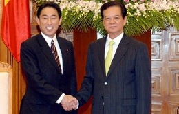 Thủ tướng Nguyễn Tấn Dũng: Thúc đẩy quan hệ Việt-Nhật đi vào chiều sâu