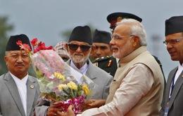 Thủ tướng Ấn Độ công du Nepal