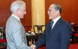 Việt Nam luôn mong muốn củng cố quan hệ hợp tác với Hoa Kỳ