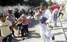 Israel ngừng bắn nhân đạo tại Dải Gaza