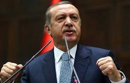 Thổ Nhĩ Kỳ bắt giữ thêm hàng chục cảnh sát bị tình nghi nghe lén điện thoại
