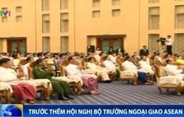 Trước thềm hội nghị Bộ trưởng Ngoại giao ASEAN
