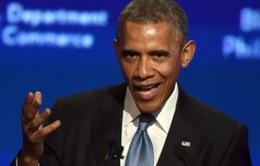 Mỹ cam kết viện trợ 33 tỷ USD cho châu Phi