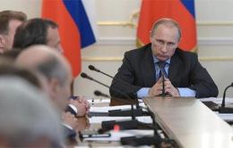 Nga đáp trả lệnh trừng phạt của Mỹ và phương Tây