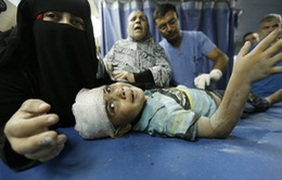Italy viện trợ nhân đạo cho người dân Gaza