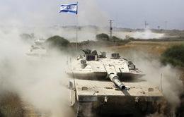 Ngày 8/8, giao tranh tái diễn tại Dải Gaza