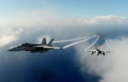Mỹ tiến hành không kích các mục tiêu IS tại Iraq