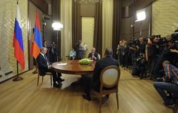 Nga nỗ lực giảm căng thẳng tại Nagorny Karabakh