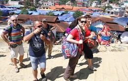 Khách du lịch đến Lào Cai tăng mạnh