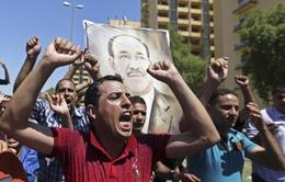 """Lực lượng an ninh Iraq đứng ngoài cuộc """"khủng hoảng chính trị"""""""