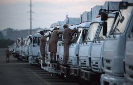 ICRC đợi xác nhận từ Moscow về số hàng cứu trợ tới Ukraine