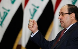 """Ông Maliki: Tuyên bố về tân Thủ tướng Iraq là """"không có giá trị"""""""