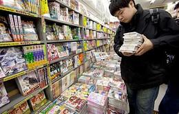 Bản quyền truyện tranh Nhật Bản đang bị vi phạm nghiêm trọng