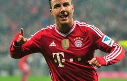 Bản tin bóng đá sáng ngày 9/4: Mario Goetze lớn tiếng đe dọa Man Utd