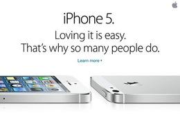 """Apple có dấu hiệu """"ngại"""" Samsung Galaxy S4?"""