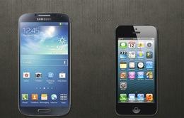 Apple hưởng lợi từ sự kiện ra mắt Samsung Galaxy S4