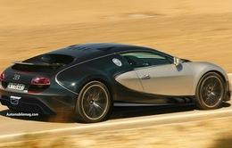 Bugatti SuperVeyron: Nhanh hơn cả xe đua Công thức 1