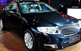 Xe sang Trung Quốc giá cao không kém xe Nhật