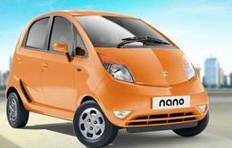 Xe rẻ nhất thế giới Tata Nano có thêm động cơ mới