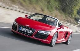 Audi sẽ mang RS5 Cabriolet và R8 mới đến Detroit Auto Show 2013