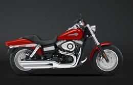 Harley-Davidson Dyna Fat Bob – Đơn giản, tinh tế