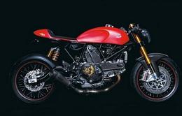 Louis75 Jubilaumsbike Ducati – Chiến binh mặc áo đỏ