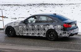 """Lộ diện """"anh em sinh đôi""""  2014 BMW M3 - M4"""
