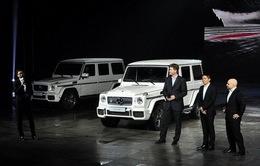 Mercedes-Benz G63 AMG và G65 AMG ra mắt khách hàng Trung Quốc