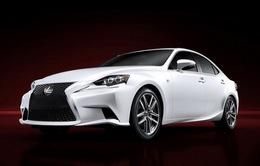 Lexus IS thế hệ mới chính thức lộ diện