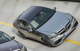 Mercedes-Benz E63 AMG chính thức lộ diện