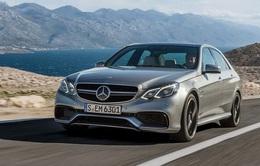 Mercedes-Benz E63 AMG: Công suất 557 mã lực, có thêm tùy chọn S-Model