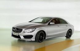Mercedes-Benz CLA chính thức ra mắt
