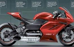 MTT Y2K: Siêu mô tô nhanh nhất thế giới