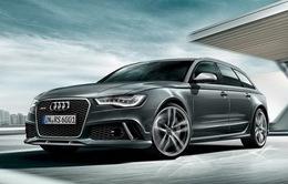 Audi RS6 Avant Plus: Khởi đầu cho dòng xe thể thao mới