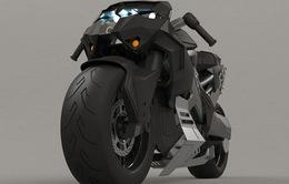 Ducati Monster 796 lắp súng máy trong siêu phẩm hành động mới