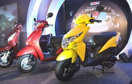 Honda giới thiệu 3 xe ga phiên bản mới