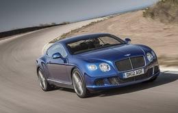 Bentley nói không với động cơ diesel, gật đầu với hybrid