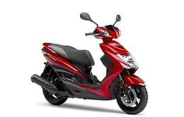 Yamaha Cygnus-X 2014: Thể thao hơn