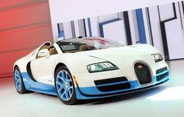 Bugatti Veyron Grand Sport sẽ còn được sản xuất đến năm 2014