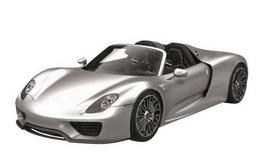 Xuất hiện hình ảnh phiên bản sản xuất siêu xe Porsche 918 Spyder