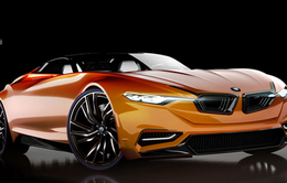 Ngắm mẫu BMW MZ8: Đứa con lai của Z8 và 8-Series