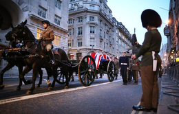"""Toàn cảnh tổng duyệt lễ tang """"Bà đầm thép"""" Margaret Thatcher"""