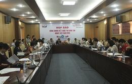 """BTV Anh Ngọc và """"Giáo sư Xoay"""" sẽ làm MC Robocon 2013"""