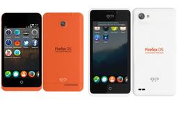 Smartphone chạy Firefox OS sẽ lên kệ ngay trong tuần tới
